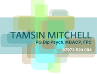 Tamsin Mitchell - South London Counselling Logo